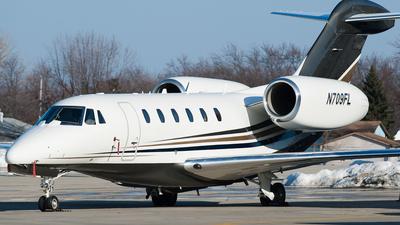 N709FL - Cessna 750 Citation X - Flight Options