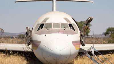 XA-UDE - McDonnell Douglas DC-9-32 - Aero California