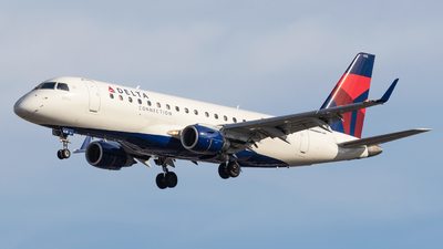 N626CZ - Embraer 170-200LR - Delta Connection (Compass Airlines)