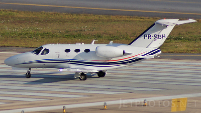 A picture of PRSBH - Cessna 510 Citation Mustang - [5100087] - © Marcos Ferreira