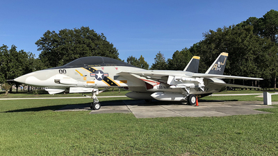 161863 - Grumman F-14A Tomcat - United States - US Navy (USN)