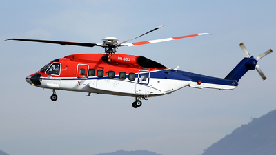 PR-BGU - Sikorsky S-92A Helibus - CHC do Brasil Taxi Aereo