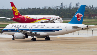 B-6653 - Airbus A320-232 - China Southern Airlines