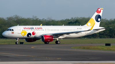 HK-5320 - Airbus A320-214 - Viva Air Colombia