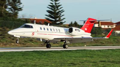 N77CJ - Bombardier Learjet 40 - Private