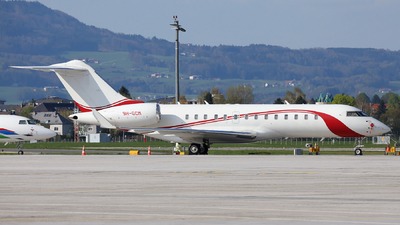 9H-GCM - Bombardier BD-700-1A10 Global Express - Private