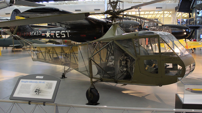 41-18874 - Sikorsky XR-4 - United States - US Army Air Force (USAAF)