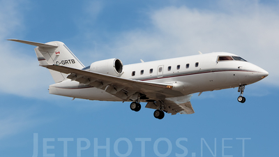 C-GRTB - Bombardier CL-600-2B16 Challenger 601-3A - Image Air Charter