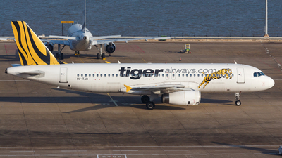 9V-TAQ - Airbus A320-232 - Tiger Airways