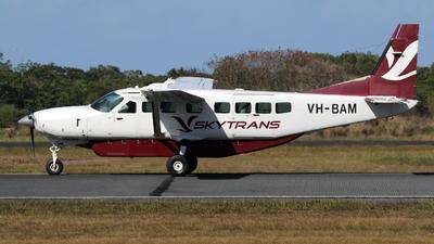 VH-BAM - Cessna 208B Grand Caravan - Skytrans