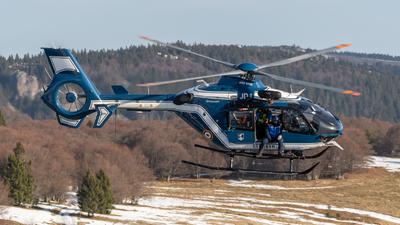 F-MJDJ - Eurocopter EC 135T2+ - France - Gendarmerie
