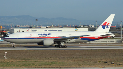 9M-MRN - Boeing 777-2H6(ER) - Malaysia Airlines