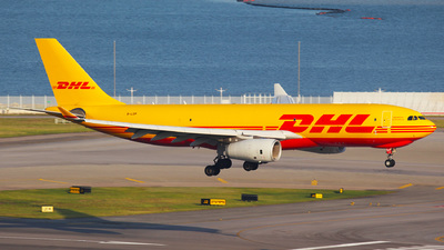 B-LDP - Airbus A330-243F - DHL (Air Hong Kong)