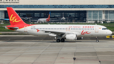 B-8388 - Airbus A320-214 - GX Airlines