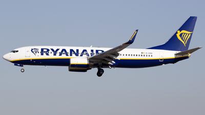 A picture of EIENS - Boeing 7378AS - Ryanair - © José Ferraz