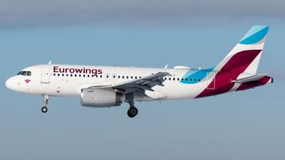A picture of DAGWC - Airbus A319132 - Eurowings - © Chris de Breun