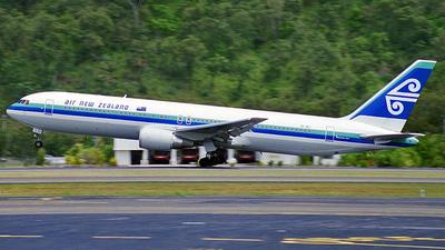ZK-NCI - Boeing 767-319(ER) - Air New Zealand
