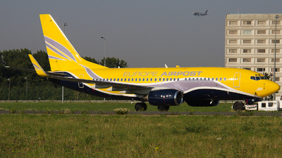 F-GZTF - Boeing 737-73S - Europe Airpost