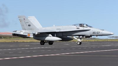 C.15-79 - McDonnell Douglas F/A-18A+ Hornet - Spain - Air Force