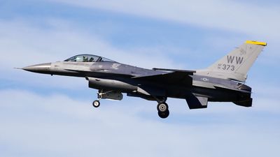 91-0373 - Lockheed Martin F-16CJ Fighting Falcon - United States - US Air Force (USAF)