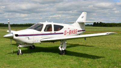A picture of GBHSE - Rockwell Commander 114 - [14161] - © Adam Loader