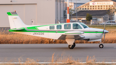 JA4226 - Beechcraft A36 Bonanza - Private