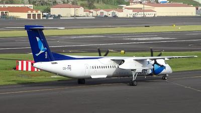 A picture of CSTRE - De Havilland Canada Dash 8400 - SATA Air Acores - © Henrique Machado