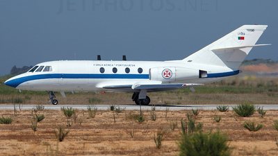 17103 - Dassault Falcon 20D - Portugal - Air Force