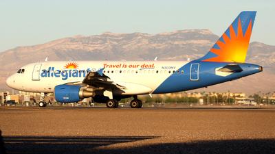 N303NV - Airbus A319-111 - Allegiant Air