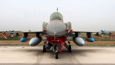 401 - Lockheed Martin F-16I Sufa - Israel - Air Force