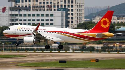 B-323X - Airbus A320-214 - Chengdu Airlines