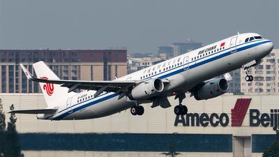 B-8583 - Airbus A321-232 - Air China
