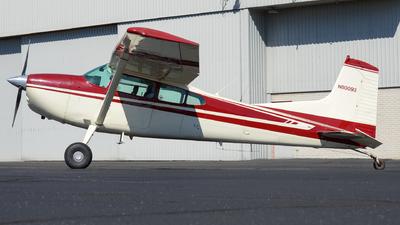 N80093 - Cessna A185F Skywagon - Private