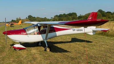 SP-SBBK - Ekolot JK-05 Junior - Private