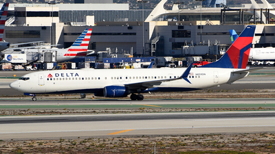 A picture of N859DN - Boeing 737932(ER) - Delta Air Lines - © Rocky Wang