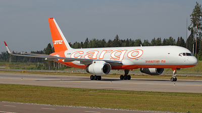 VQ-BON - Boeing 757-223(PCF) - Aviastar-Tu Air Company
