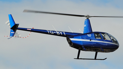 TG-BYT - Robinson R44 Raven - Private