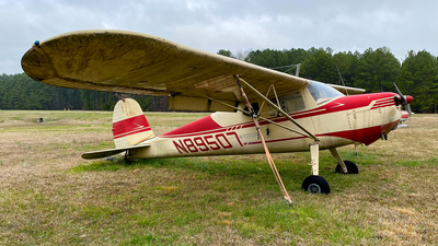 A picture of N89507 - Cessna 140 - [8543] - © Oliver Richter