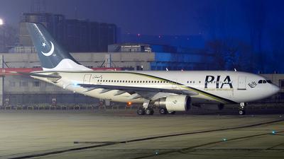 A picture of APBGP - Airbus A310324(ER) - [682] - © newstartnewlife