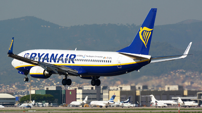 EI-DPL - Boeing 737-8AS - Ryanair