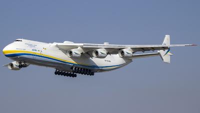 A picture of UR82060 - Antonov An225 Mriya - Antonov Design Bureau - © Tony Goldin