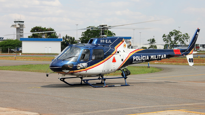 PP-EJL - Helibrás AS-350B2 Esquilo - Brazil - Military Police