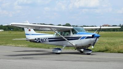 D-ETKM - Cessna 172N Skyhawk II - Private