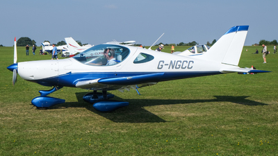 G-NGCC - Bristell NG5 Speed Wing - Private