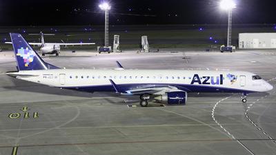PR-AUJ - Embraer 190-200IGW - Azul Linhas Aéreas Brasileiras