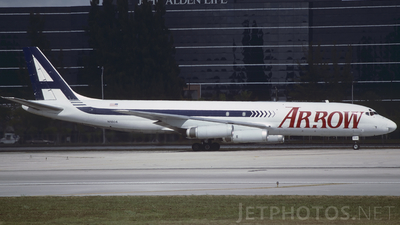 N1804 - Douglas DC-8-62(F) - Arrow Air