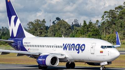 HP-1524CMP - Boeing 737-7V3 - Wingo