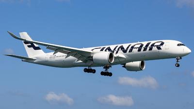 OH-LWI - Airbus A350-941 - Finnair