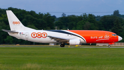 OE-IBW - Boeing 737-4Q8(SF) - TNT (ASL Airlines)
