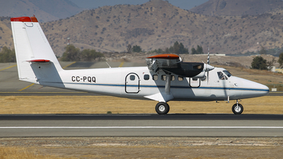 CC-PQQ - De Havilland Canada DHC-6-300 Twin Otter - Private